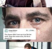 First World Problems on Twitter…