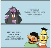 Learning with Sesame Street…