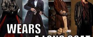 Long coats make you awesome…
