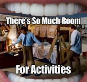 After getting my braces off…