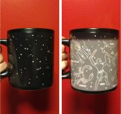 Constellations mug…