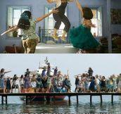 Musicals' logic…