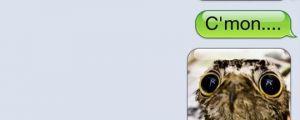 Nathan has really creepy friends…