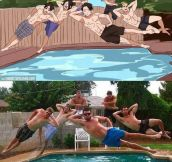 Perfect recreation…