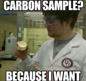 Scientific pick up line…