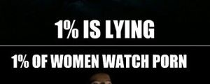 Statistically true…