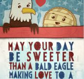Have a sweet day…