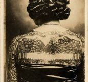 Tattoos from the Past (10 Pics)