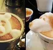 3D Coffee Art (20 Pics)