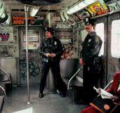 80′s NYC Subway