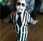 These Awesome Kids Are Totally Ready For Halloween (21 Pics)