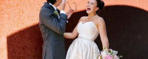 Awesome Wedding Moments Caught on Camera (18 Pics)