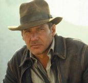 But damn, Harrison Ford is cool