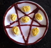DEVILED EGGS, AM I DOING IT RIGHT?