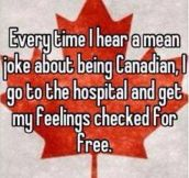 FOR MY FELLOW CANADIANS
