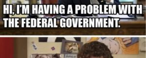 Collection of The Funniest Government Shutdown Memes (25 Pics)