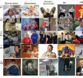 HOW DEVELOPERS ARE SEEN BY… EVERYBODY ELSE