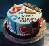 A Few Awesomely Funny Cakes to Make Your Weekend Even Better (15 Pics)