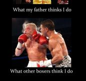 I am Boxer