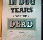 Inspirational Birthday card