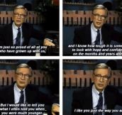 Mr. Rogers Goodbye