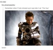 Oh Frodo