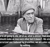 Words Of Wisdom By Charles Bukowski