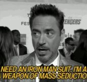Robert Downey Jr. Everybody!