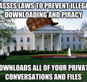 Scumbag Government