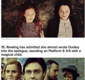 Some hp facts for you guys