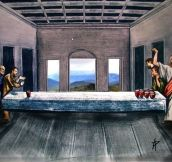 THE AFTER PARTY OF THE LAST SUPPER