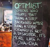 The Optimist
