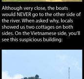 Be careful with these boats…