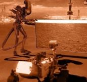 What's really going on, on mars