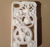 The perks of having a 3D printer…