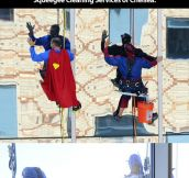 Real world superheroes…