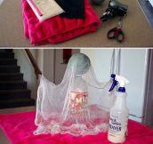 DIY Halloween ghost…