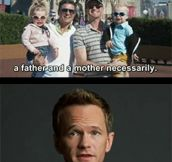 Neil Patrick Harris on gay adoptions…