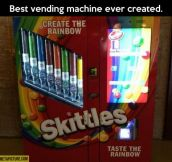 Best vending machine on Earth…
