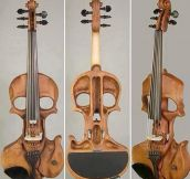 Classical Rock: Skull Violin…
