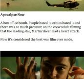 Really great movies that didn't get what they deserved…