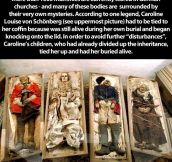 Mummies in Germany…