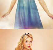 Real life Disney princesses portraits…