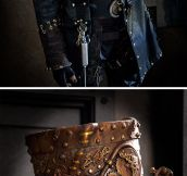 Steampunk Frankenstein…