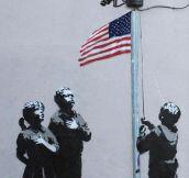 USA surveillance state…