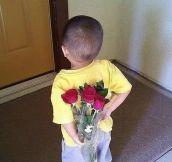 Young gentleman…