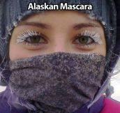 Mascara in Alaska…