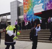 Android invasion…
