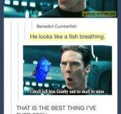 Benedict Cumberfish…