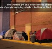 Black Friday's cool idea…